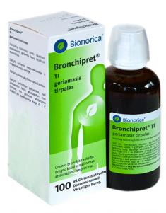 Bronchipret TI